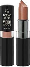 Voňavky, Parfémy, kozmetika Rúž na pery - Golden Rose Vision Lipstick