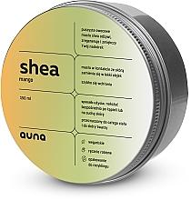 Voňavky, Parfémy, kozmetika Bambucké maslo na tvár a telo Mango - Auna Shea Mango Butter