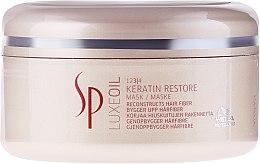 Voňavky, Parfémy, kozmetika Maska na obnovenie keratínu vlasov - Wella SP Luxe Oil Keratin Restore Mask