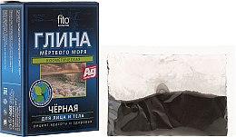 Voňavky, Parfémy, kozmetika Čierna hlina Mŕtvého mora na tvár a telo - Fito Kozmetic
