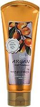 Voňavky, Parfémy, kozmetika Hydratačná maska s arganovým olejom na dodanie vlasom lesku - Welcos Confume Argan Gold Treatment