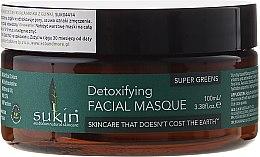 Voňavky, Parfémy, kozmetika Maska na tvár - Sukin Super Greens Detoxifying Clay Masque