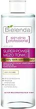 Voňavky, Parfémy, kozmetika Aktívne tonikum proti starnutiu - Bielenda Skin Clinic Professional Mezo