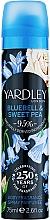 Voňavky, Parfémy, kozmetika Yardley Bluebell & Sweet Pea - Dezodorant