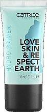 Voňavky, Parfémy, kozmetika Báza pod make-up - Catrice Love Skin & Respect Earth Hydro Primer