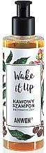 Voňavky, Parfémy, kozmetika Enzýmový šampón na vlasy s kávovou arómou - Anwen Wake It Up Shampoo
