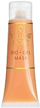 Voňavky, Parfémy, kozmetika Bio gélová maska na tvár - Yellow Rose Bio Gel Mask