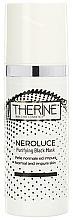Voňavky, Parfémy, kozmetika Čierna maska na tvár - Therine Neroluce Purifying Black Mask