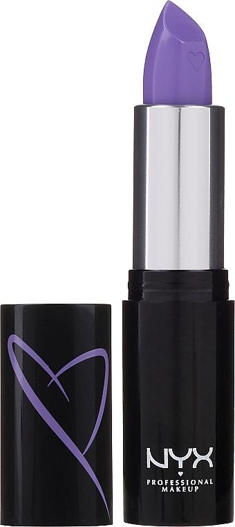 Saténová rúž na pery - NYX Shout Loud Satin Lipstick