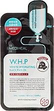 Voňavky, Parfémy, kozmetika Regeneračná maska na tvár - Mediheal W.H.P White Hydrating Black Mask Ex