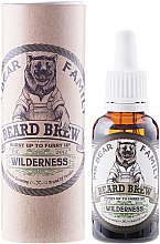 Voňavky, Parfémy, kozmetika Olej pre bradu - Mr. Bear Family Brew Oil Wilderness