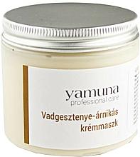 Voňavky, Parfémy, kozmetika Krémová maska na tvár s konským gaštanom a arnikou - Yamuna Horse Chestnut & Arnica Cream Mask
