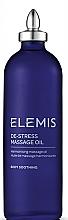 """Voňavky, Parfémy, kozmetika Olej na telo """"Antistres"""" - Elemis De-Stress Massage Oil"""