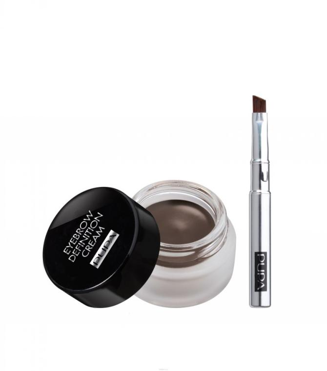 Krém na obočie - Pupa Eyebrow Definition Cream