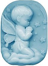 """Voňavky, Parfémy, kozmetika Glycerínové mydlo """"Detské laska"""" - Bulgarian Rose Glycerin Fragrant Soap Blue Angel"""