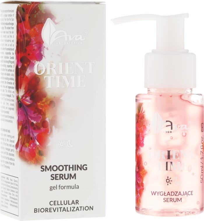 Vyhladzujúce sérum tváre - Ava Laboratorium Orient Time Skin Smoothing Serum