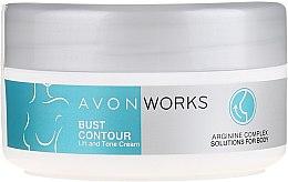 Voňavky, Parfémy, kozmetika Krém na pružnosť prsníkov - Avon Works