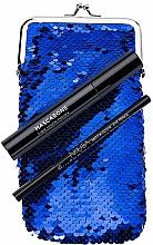 Voňavky, Parfémy, kozmetika Sada - NoUBA Eye'M Mascarone Triple Volume Mascara (mascara/6.5g + eye/pen/1.1g + bag)