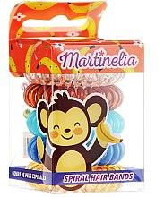 """Voňavky, Parfémy, kozmetika Vlasové gumičky """"Opička"""", 5ks - Martinelia"""