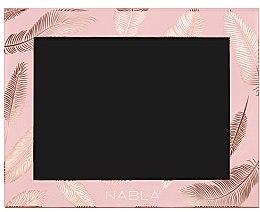 Voňavky, Parfémy, kozmetika Púzdro na kozmetiku - Nabla Feather Edition Liberty Twelve Customizable Palette