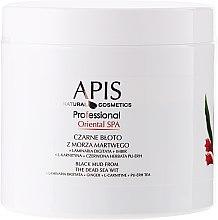 Voňavky, Parfémy, kozmetika Bahno z Mŕtveho mora - APIS Professional Oriental Spa Dead Sea Black Mud