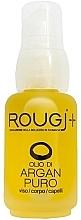 Voňavky, Parfémy, kozmetika Argánový olej na tvár, telo a vlasy - Rougj+ Pure Argan Oil