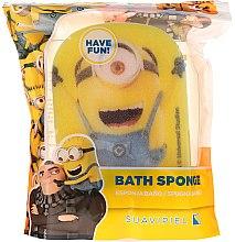 """Voňavky, Parfémy, kozmetika Detská špongia do kúpeľa """"Mignon"""" vtipný Mignon - Suavipiel Minnioins Bath Sponge"""