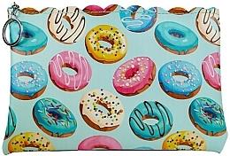 Voňavky, Parfémy, kozmetika Kozmetická taška Donuts - Accentra Donut Spring Time Cosmetic Bag