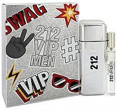 Voňavky, Parfémy, kozmetika Carolina Herrera 212 VIP Gift Set 2 - Sada (edt/100ml + edt/mini/10ml)