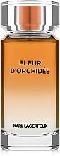 Voňavky, Parfémy, kozmetika Karl Lagerfeld Fleur D'Orchidee - Parfumovaná voda