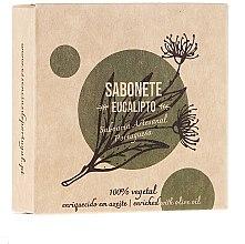 """Voňavky, Parfémy, kozmetika Prírodné mydlo """"Eukalyptus"""" - Essencias De Portugal Senses Eucalyptus Soap With Olive Oil"""