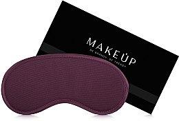 """Voňavky, Parfémy, kozmetika Maska na spanie, farba marsala """"Classic"""" - MakeUp"""