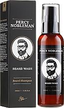 Voňavky, Parfémy, kozmetika Prostriedok na umývanie brady - Percy Nobleman Beard Wash