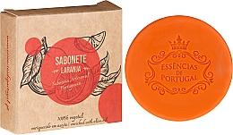 Voňavky, Parfémy, kozmetika Prírodné mydlo - Essencias De Portugal Living Portugal Orange