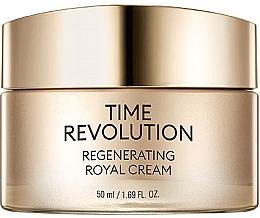 Voňavky, Parfémy, kozmetika Reregeneračný krém na tvár - Missha Time Revolution Regenerating Royal Cream
