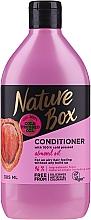 Voňavky, Parfémy, kozmetika Kondicionér na vlasy s avokádovým olejom - Nature Box Almond Oil Conditioner