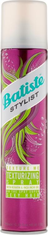 Texturizačný sprej na vlasy - Batiste Stylist Texture Me Texturizing Spray