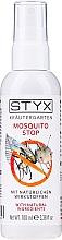 """Voňavky, Parfémy, kozmetika Prostriedok proti komárom """"Mosquito Stop"""" - Styx Naturcosmetic"""