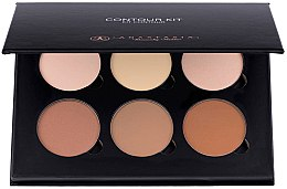 Voňavky, Parfémy, kozmetika Kontúrovacia paleta - Anastasia Beverly Hills Powder Contour Kit