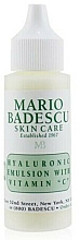 Voňavky, Parfémy, kozmetika Sérum na tvár - Mario Badescu Hyaluronic Emulsion With Vitamin C