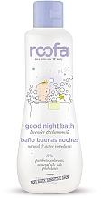 Voňavky, Parfémy, kozmetika Gél do večerného kúpeľa - Roofa Good Night Bath Gel