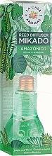 "Voňavky, Parfémy, kozmetika Aromatický difúzor ""Amazónska džungľa"" - La Casa de Los Aromas Mikado Reed Diffuser"