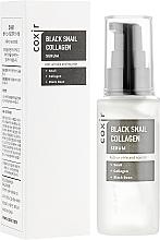Voňavky, Parfémy, kozmetika Anti-aging sérum na tvár - Coxir Black Snail Collagen Serum