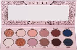 Voňavky, Parfémy, kozmetika Paleta očných tieňov - Affect Cosmetics Sweet Harmony