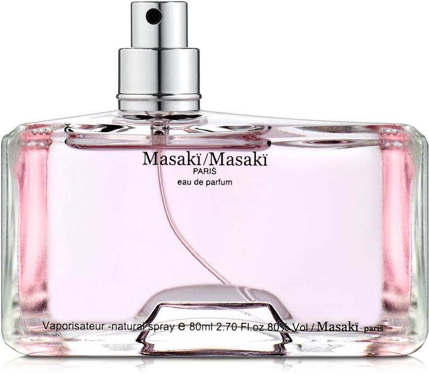 Masaki Matsushima Masaki / Masaki - Parfumovaná voda (tester bez viečka)  — Obrázky N1