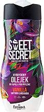 """Voňavky, Parfémy, kozmetika Sprchový a kúpeľový olej """"Vanilla"""" - Farmona Sweet Secret Vanilla Hybrid Bath And Shower Oil"""