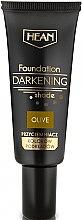 Voňavky, Parfémy, kozmetika Tmaviaci základ pod make-up olivová - Hean Darkening Shade