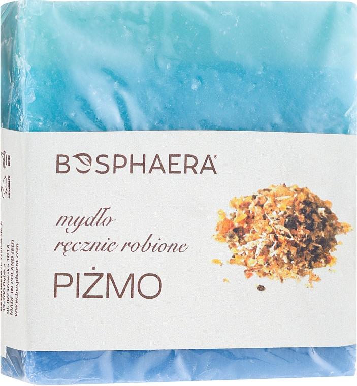 """Prírodné mydlo """"Pižmo"""" - Bosphaera"""