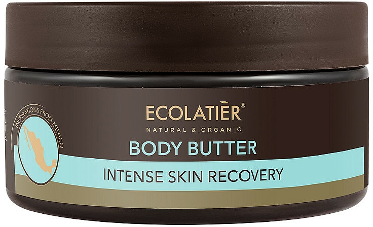 """Intenzívne regeneračné telové maslo """"Mexická guava"""" - Ecolatier"""