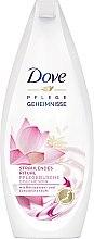 """Voňavky, Parfémy, kozmetika Sprchový gél """"Lotosový kvet"""" - Dove Nourishing Secrets Brightening Shower Gel"""